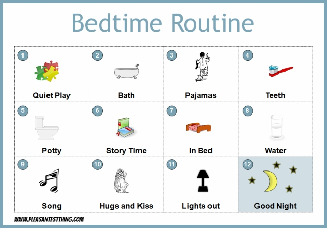 Bedtime-Routine