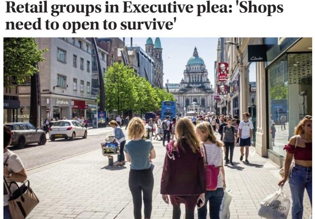 Retail groups