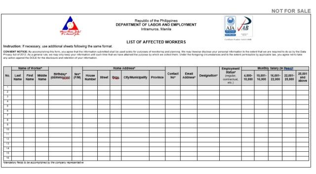 RKS Form 3